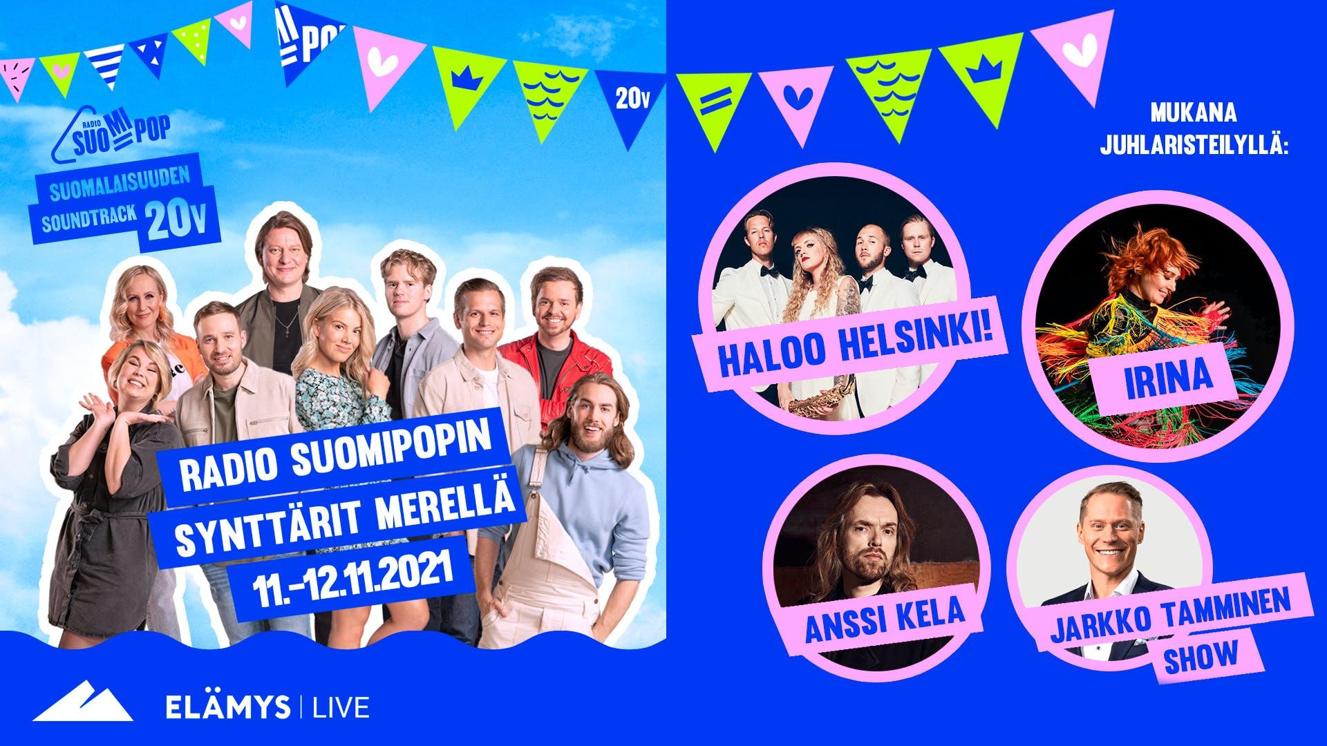 Radio Suomipop -risteily