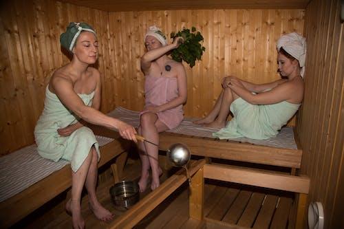 Nukula Haltia-sauna Toivakka