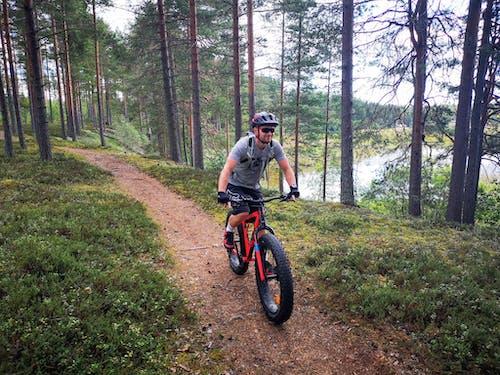 Versona Outdoor Fatbikevuokraus Leivonmäen kansallispuistossa Joutsa
