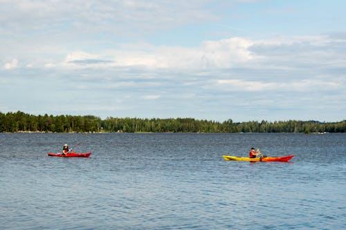 Versona Outdoor Vuokraa melontakalustoa Leivonmäen kansallispuistossa Joutsa