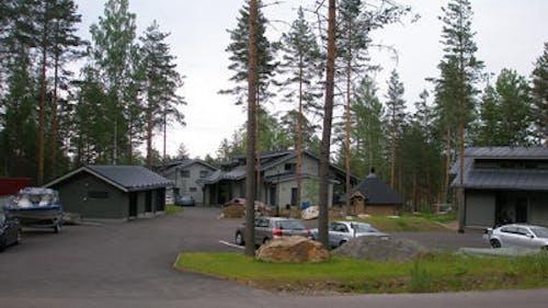 Kullasmarina Kullasmarinan lomahuvilat Padasjoki