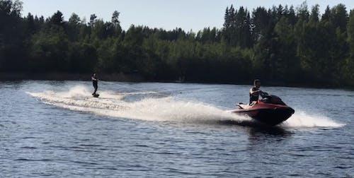 Kurrekoti 1 hlö / wakeboard vuokraus Asikkala