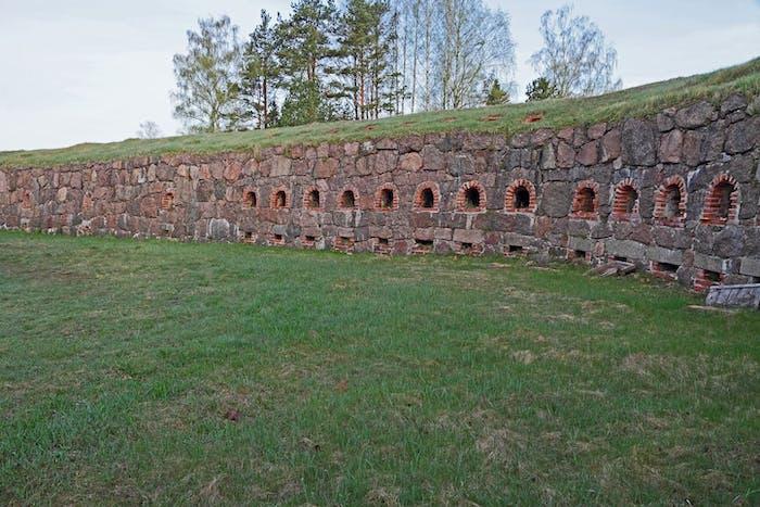Haminan linnoituksen taktiset kuviot