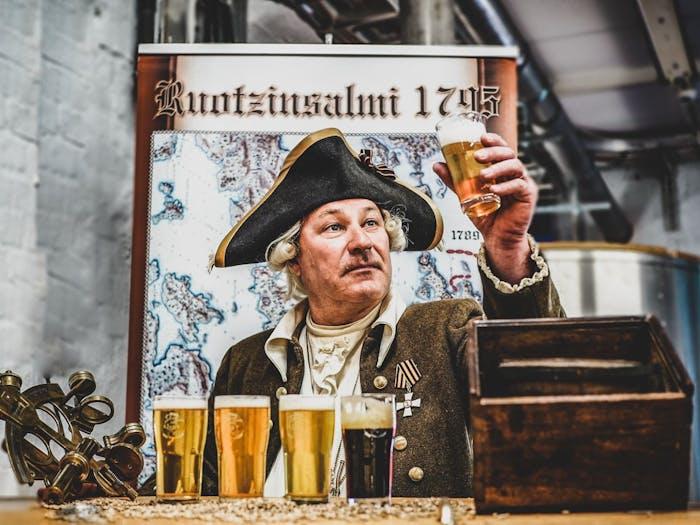 Kotka Steam Brewery- Olut tasting